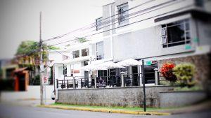 terraza de kafé-kafó costa rica