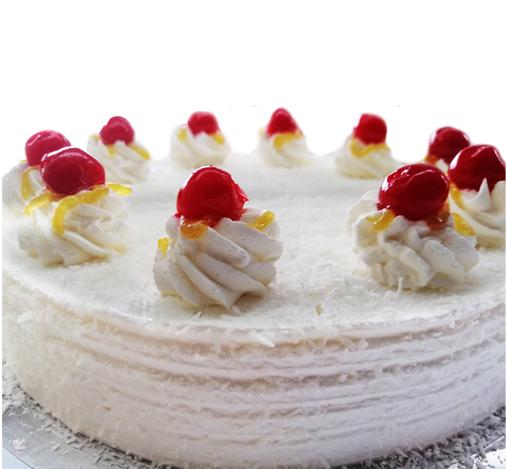 Torta fría piña colada. Si gluten, sin soya, sin lactosa, sin caseina. SIN LACTEOS
